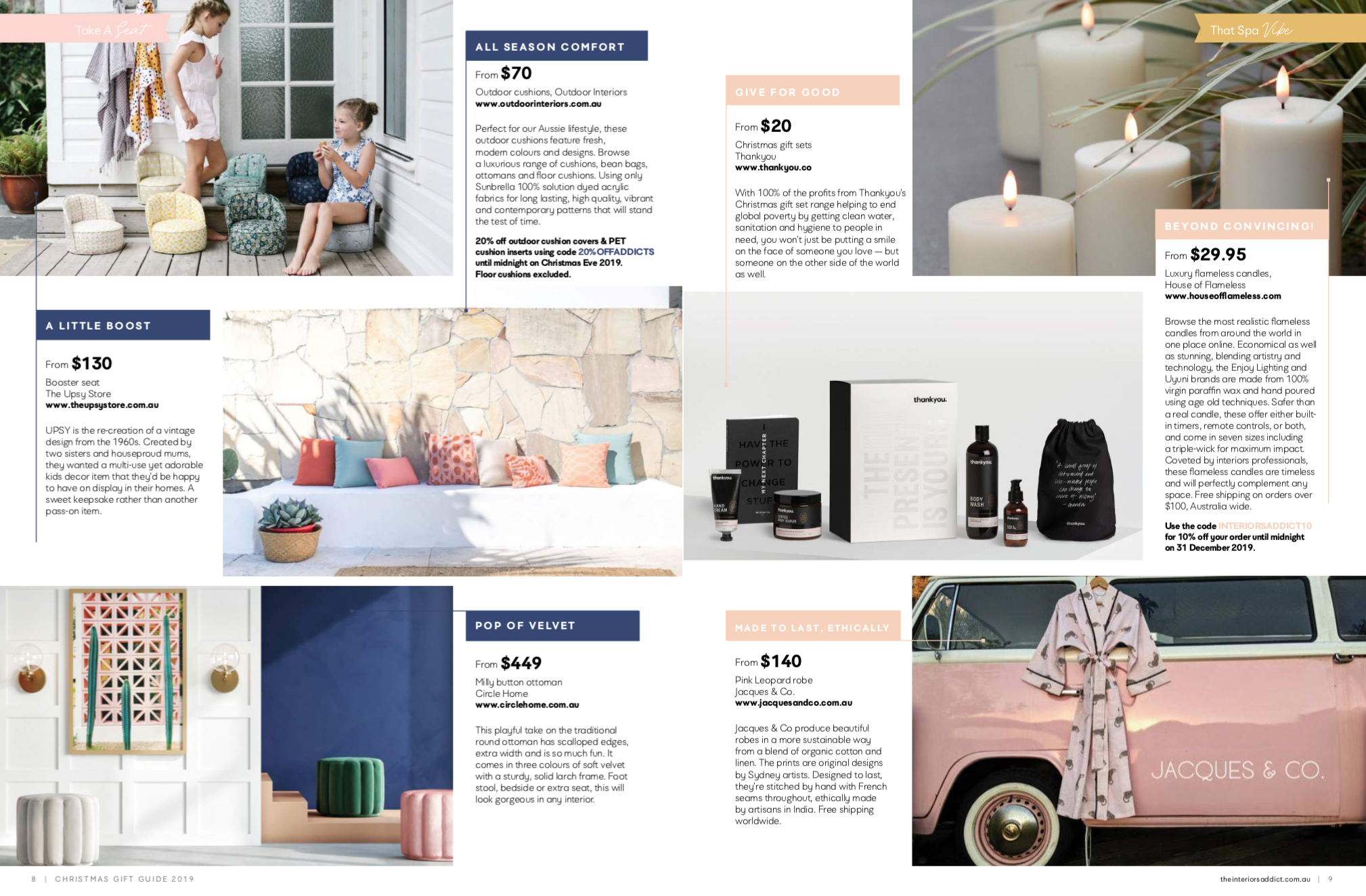 The Interiors Addict Christmas Gift Guide 2019 The Interiors Addict