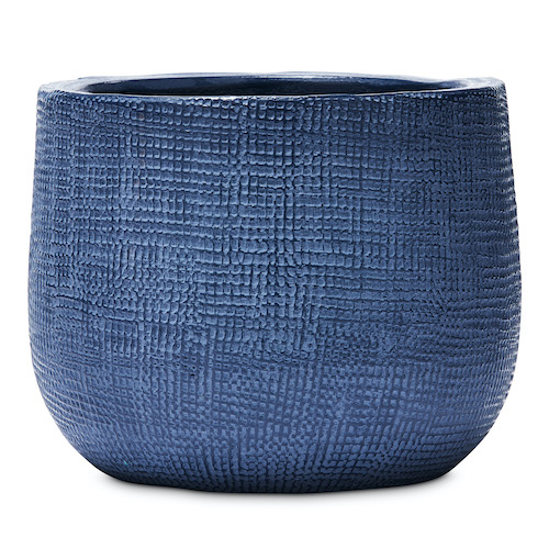 Adairs denim pot