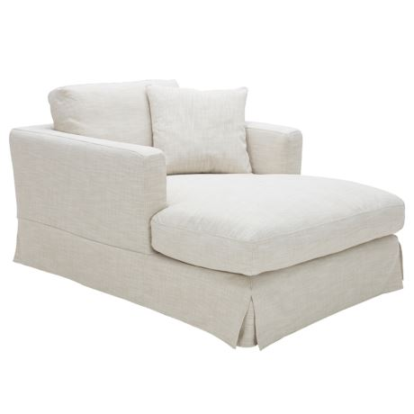 Freedom NEW HAMPSHIRE fabric daybed sofa with loose cover, $1099