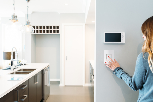HPM's 'Arteor with Netatmo' switch