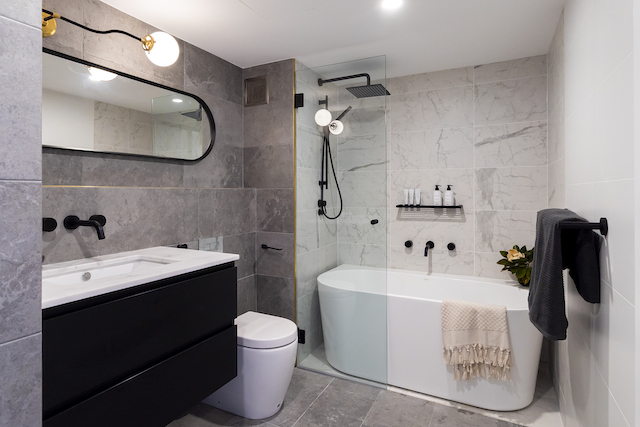 Small Bathroom Ideas An Incredible Before After The Interiors Addict