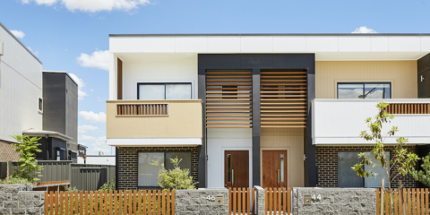 Stockland's Altrove display home