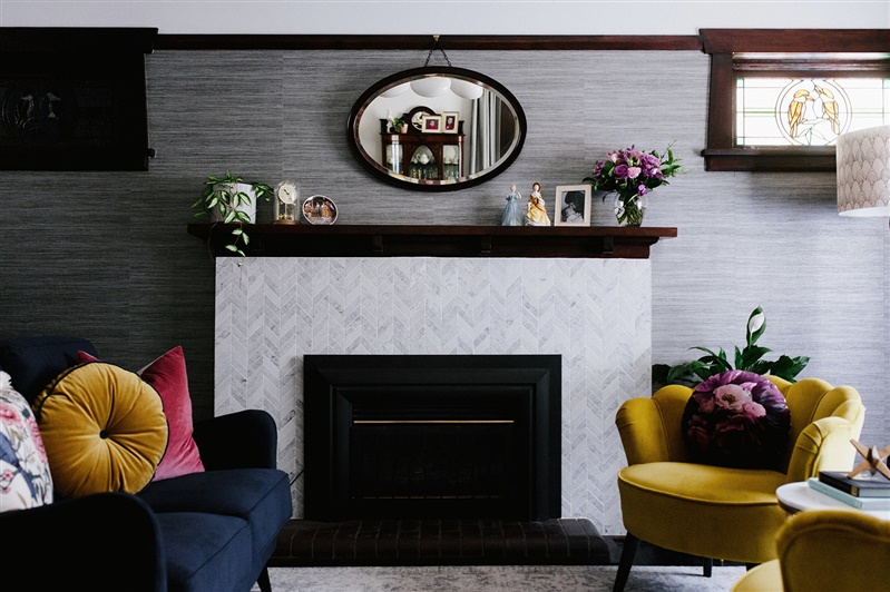1912 Art Deco Sydney home revamped with modern touches - The Interiors  Addict