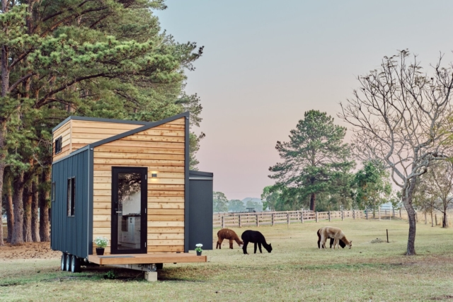 Hauslein's Little Sojourner tiny house