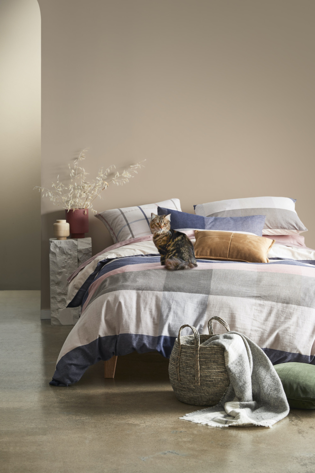 Target quilt cover
