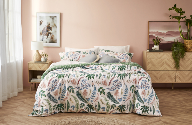 Zara quilt cover set