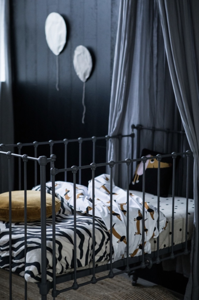 Upcycled cot
