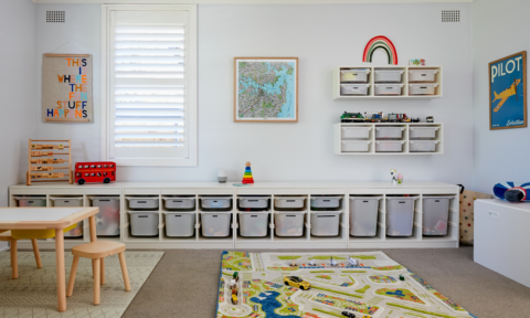 Playroom ideas: revealing a room I've never shown you!