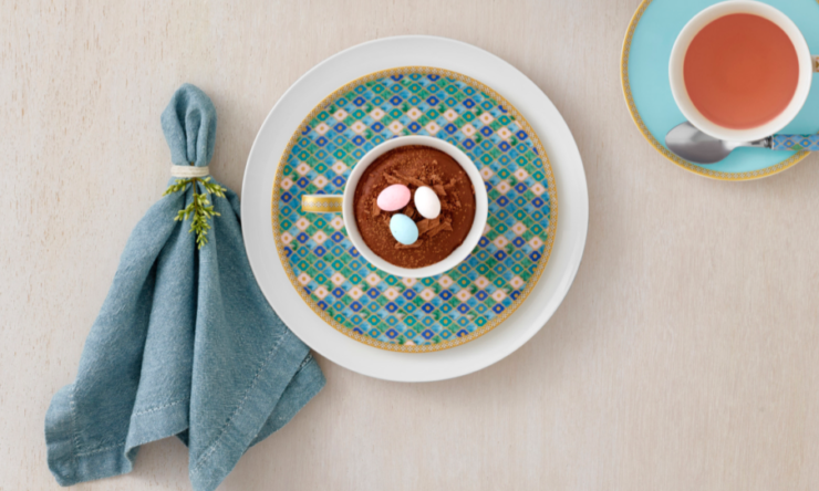 Foodie Friday: Easter chocolate mousse