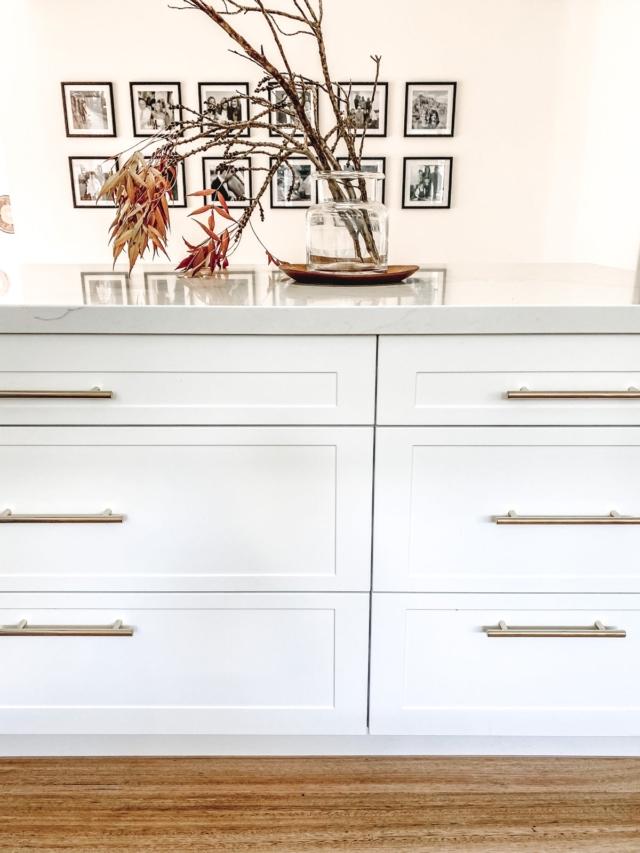 Branco na cozinha branca é o sonho do estilista! 9