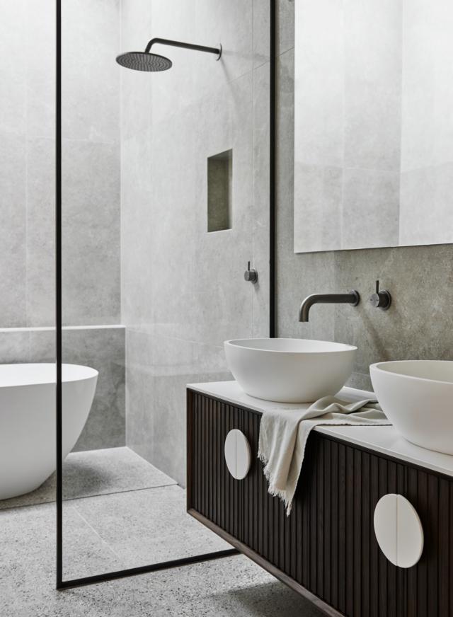 Estilo de banheiro 2020: os toques finais que importam 33