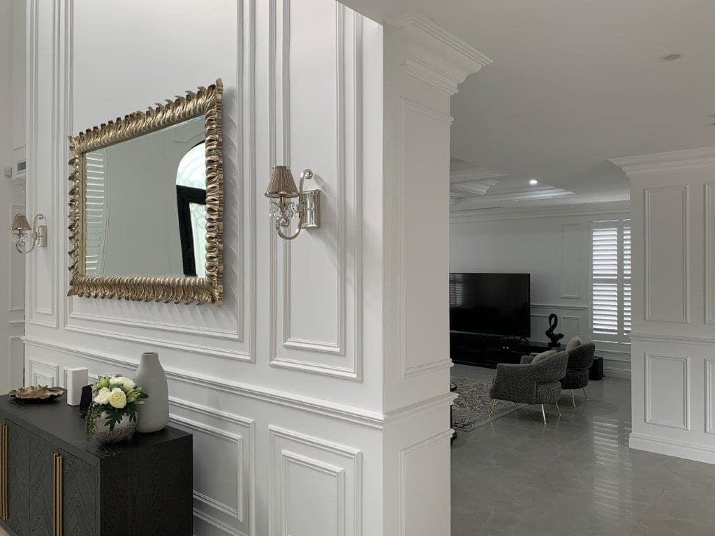 Why Wall Panelling Is So Popular And, Wall Panels For Living Room