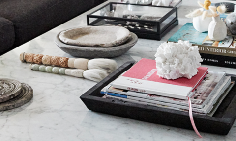Covet my coffee table: Interior designer Kathryn Bamford