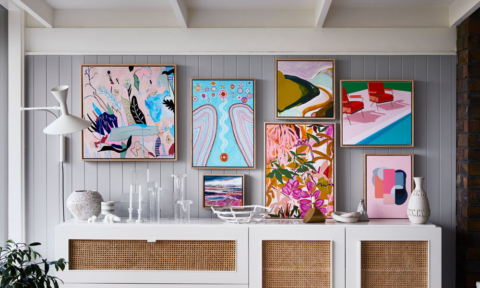 Greenhouse Interiors: inspiring & empowering people to buy art online