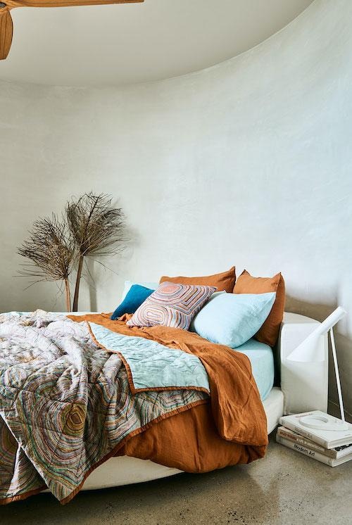 Greenhouse Interiors bed linen