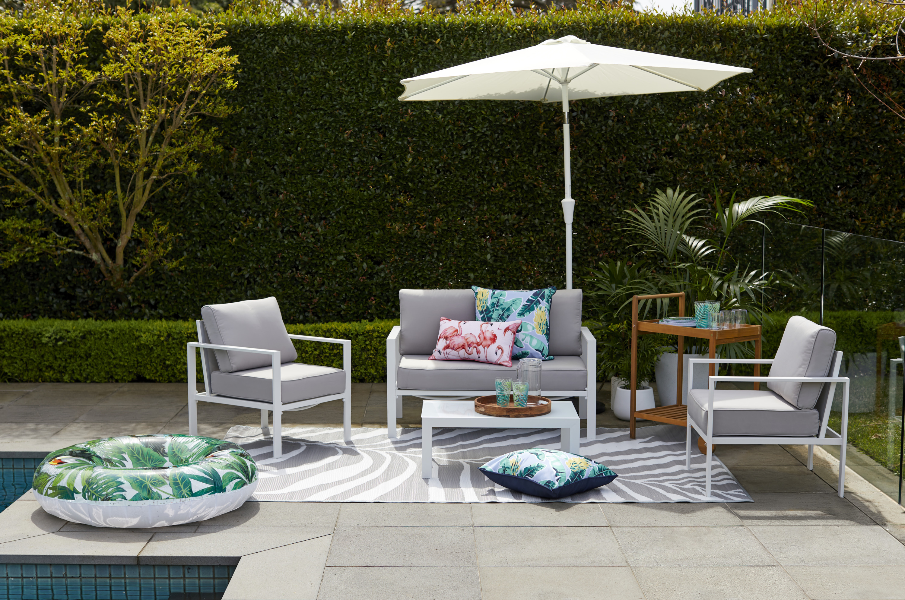 Kmart outdoor furniture range launched as online-only - The