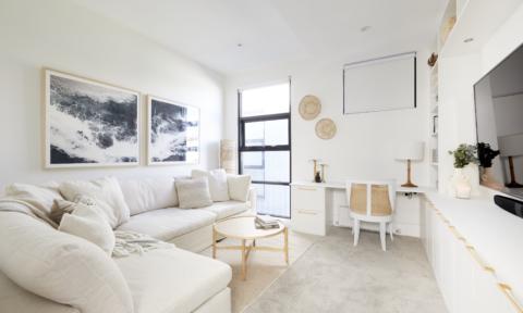The Block 2020 upstairs room reveals