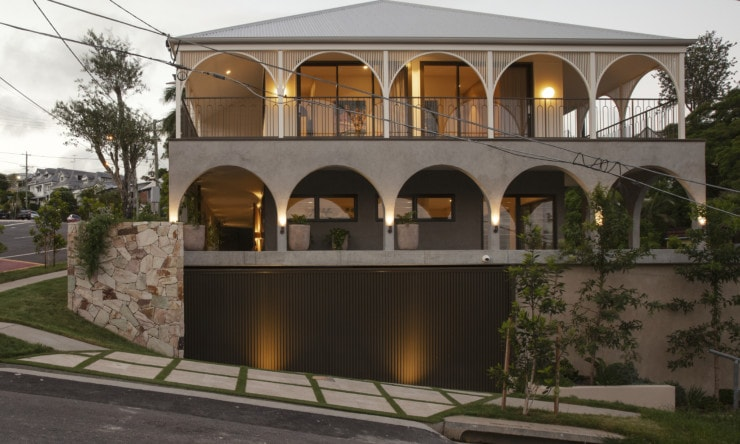 Graya Arcos villa
