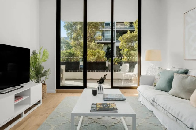 You could purchase this Sydney apartment for $AU1 million