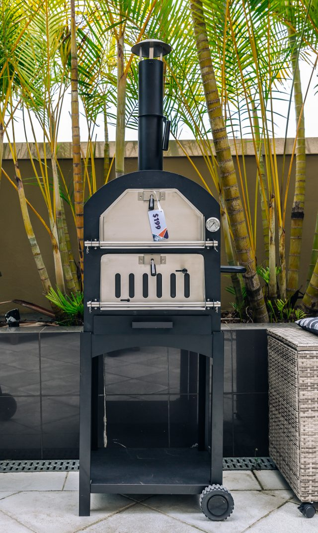 This $199 pizza oven flew off the shelves
